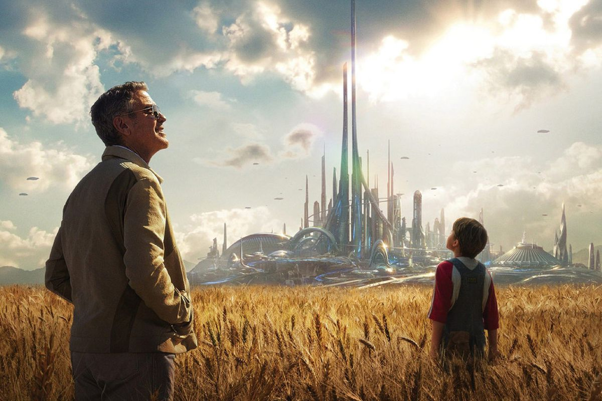 'Tomorrowland' (The Movie) And the Future of the Past