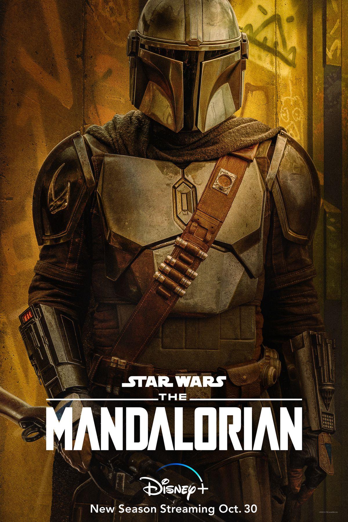 Star Wars The Mandalorian New Poster Art Leaks Online Deseret News