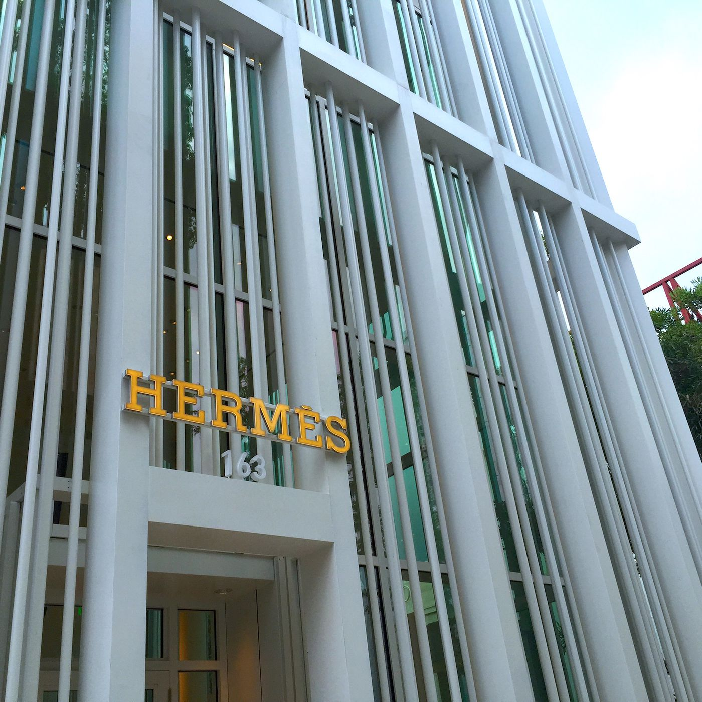 Hermes Miami Design District Flagship Is Mindblowing Racked Miami