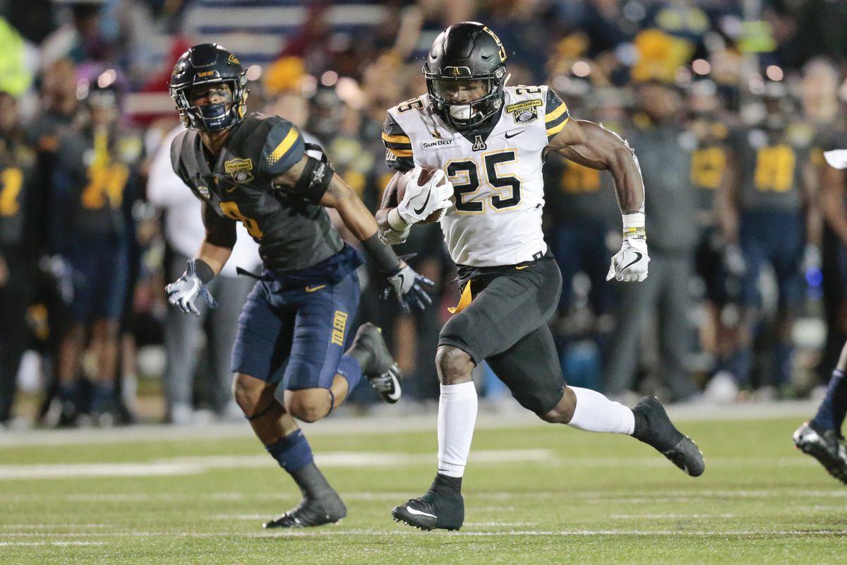 NCAA Football: Dollar General Bowl-Appalachian State vs Toledo