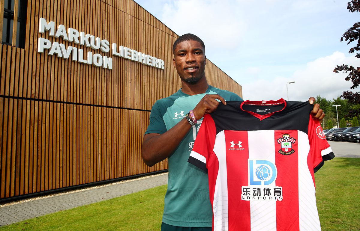 New Signing Kevin Danso on his First Day at Southampton