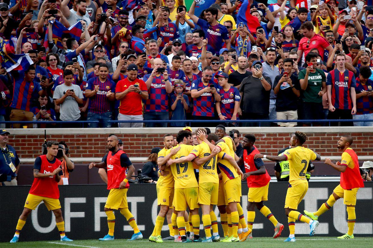 FC Barcelona News: 11 August 2019