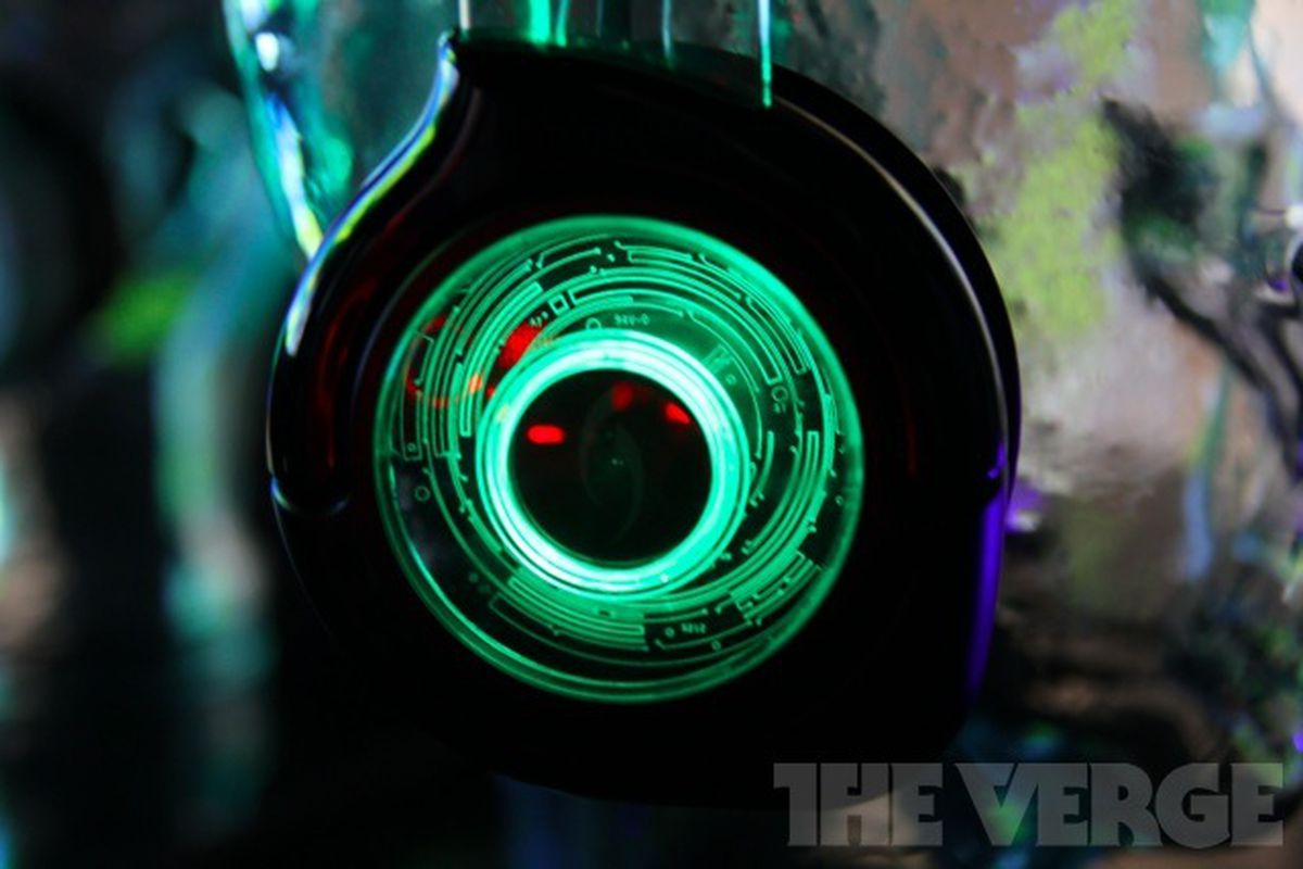 Gallery Photo: PDP Afterglow gaming headsets preview