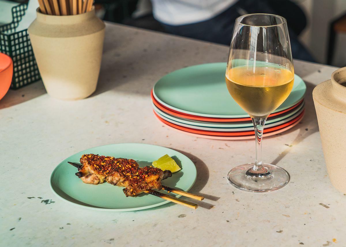 London's hottest restaurants, March 2019: Peg restaurant and wine bar on Morning Lane, Clapton, east London
