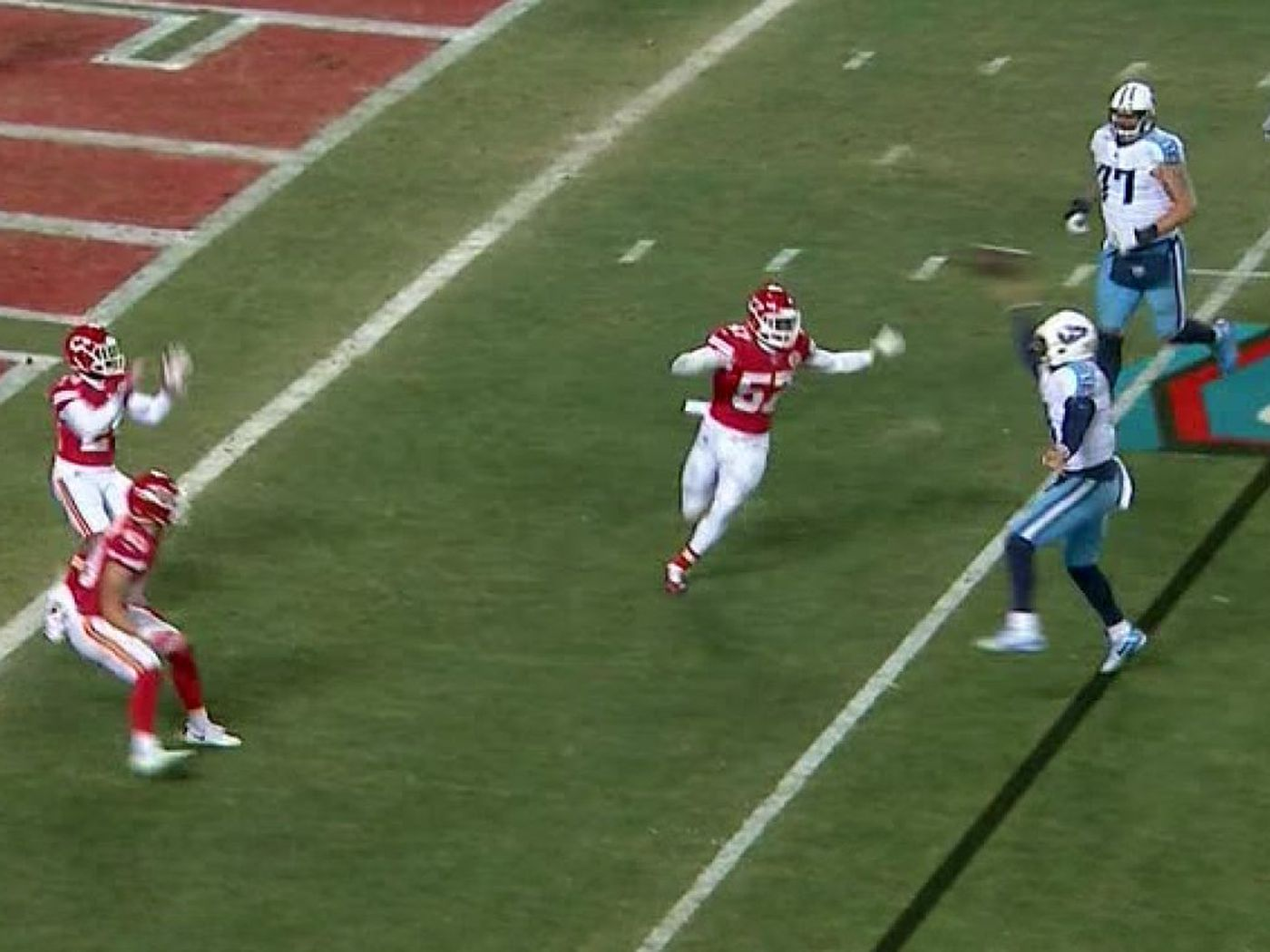 ab7b446a Titans vs. Chiefs: Marcus Mariota caught his own TD and it changed ...