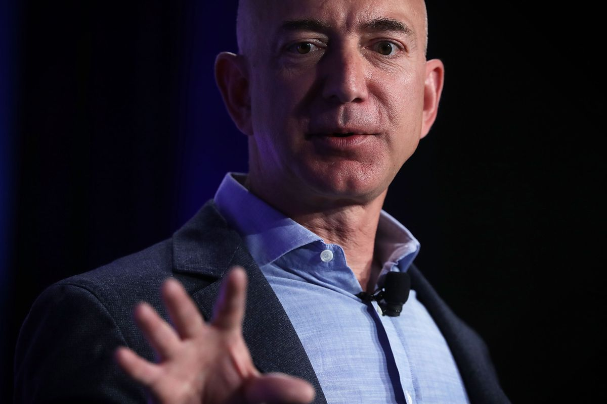 Jeff Bezos Is Going To Create Schools Where The Child Is The