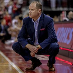 Greg Gard returns for his fifth season at the helm.