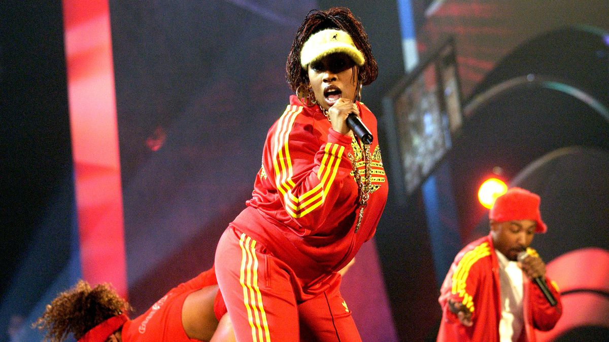 Missy Elliott 90s Fashion