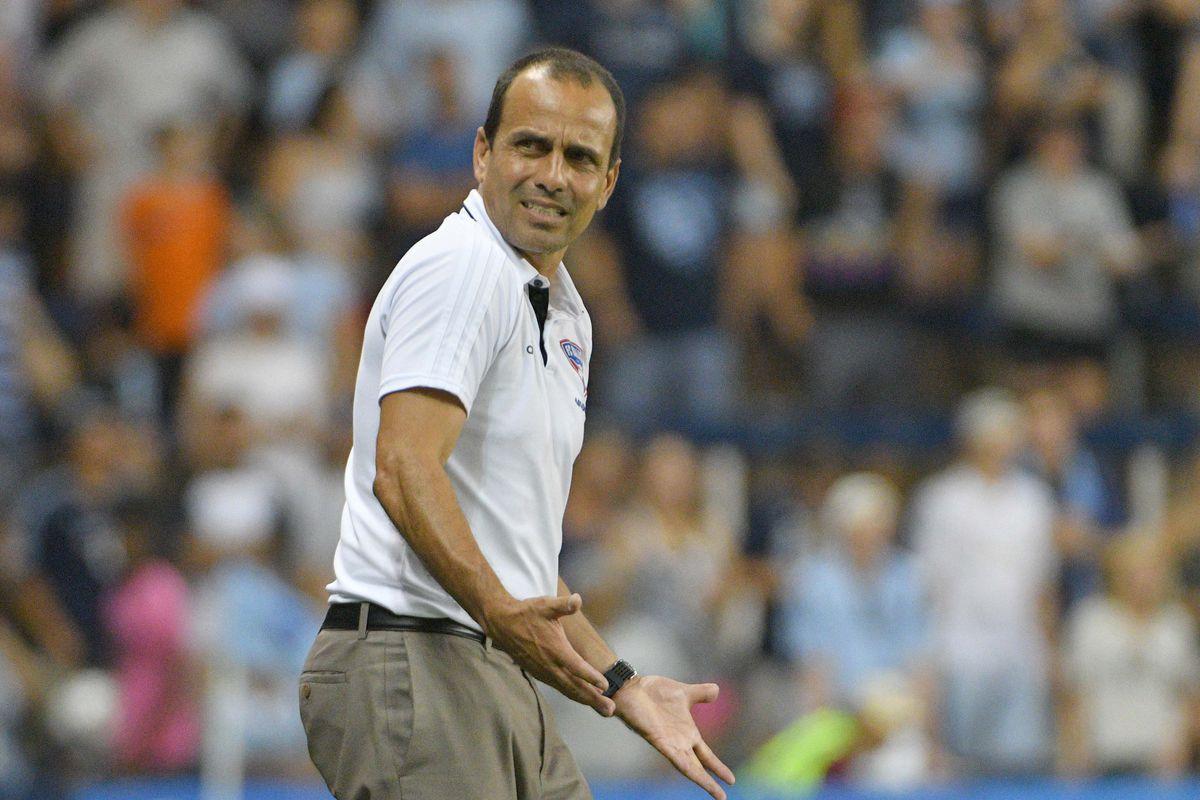 MLS: U.S. Open Cup-FC Dallas at Sporting KC
