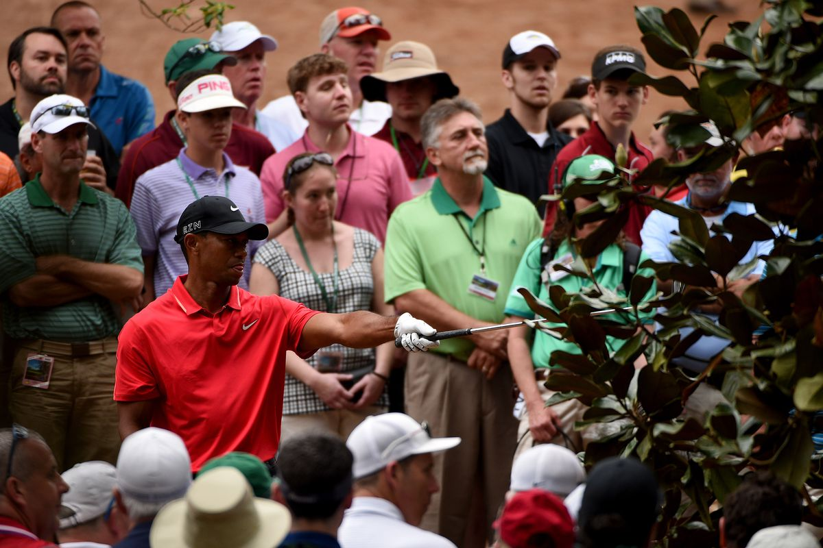 Excitement builds over Tiger's return to Masters field