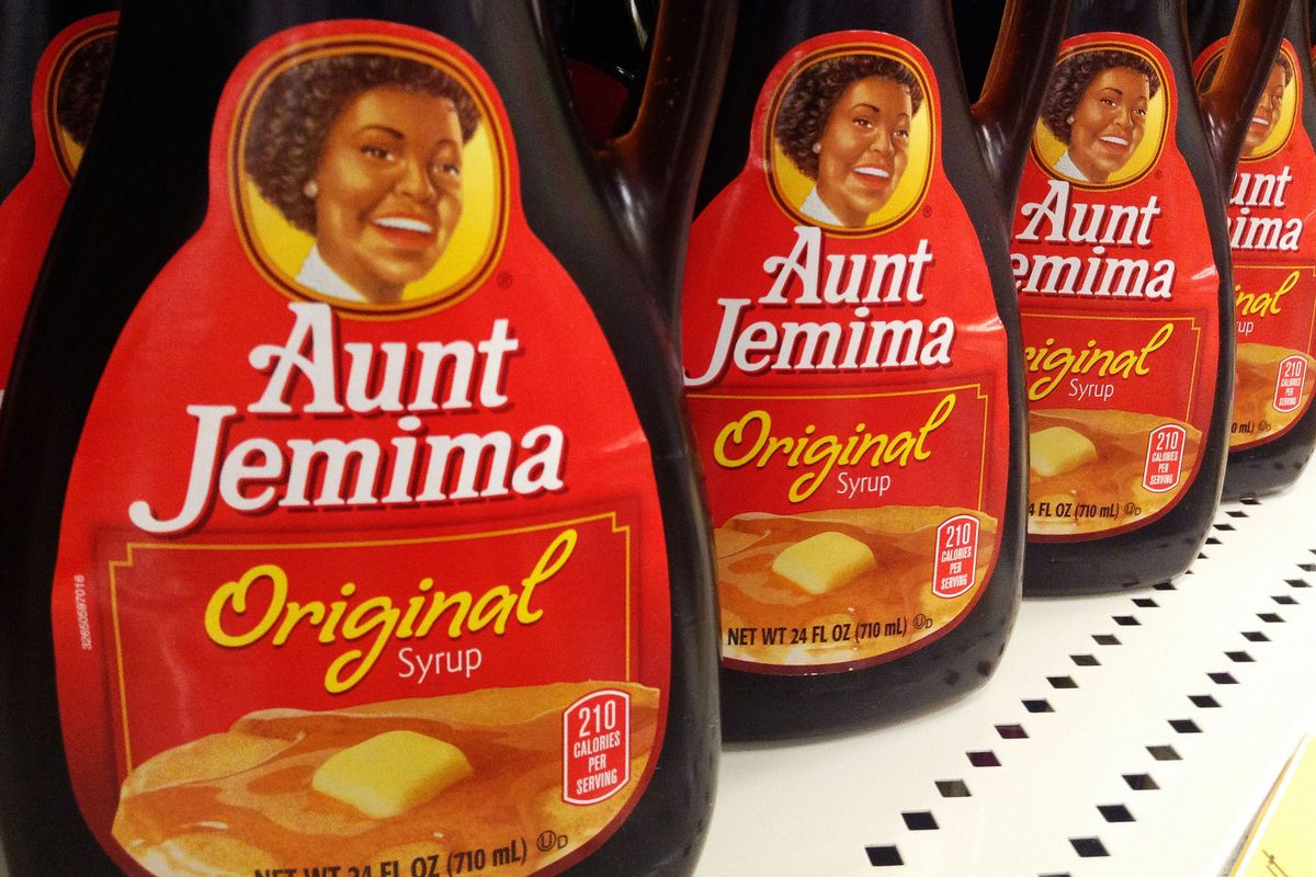 Image result for aunt jemima