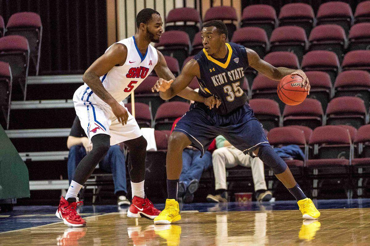 NCAA Basketball: Las Vegas Classic-Southern Methodist vs Kent State