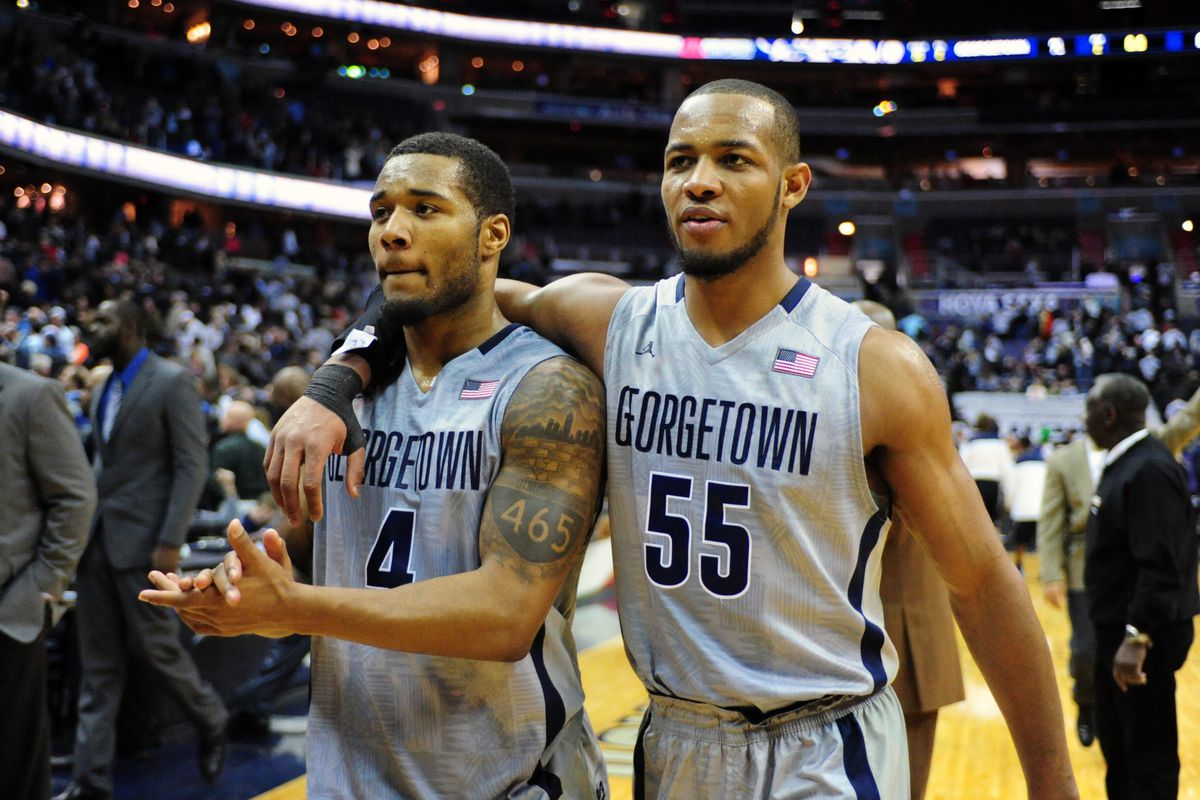 Georgetown Hoyas Season Preview: The Roster - Casual Hoya