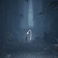 Little Nightmares 2 Glitching remains15