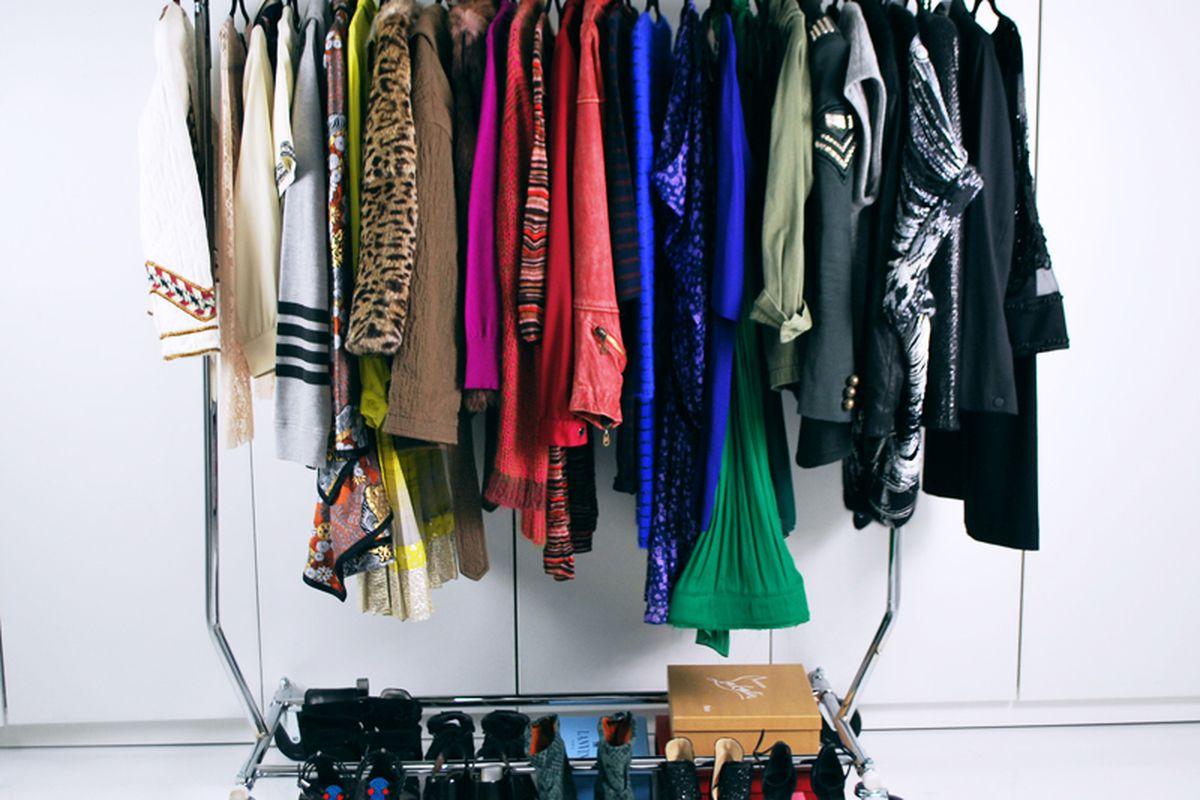 Image via Walk In My Closet