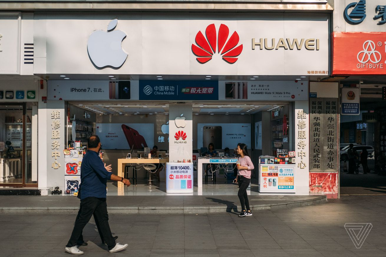 The US is underestimating Huawei, says founder Ren Zhengfei