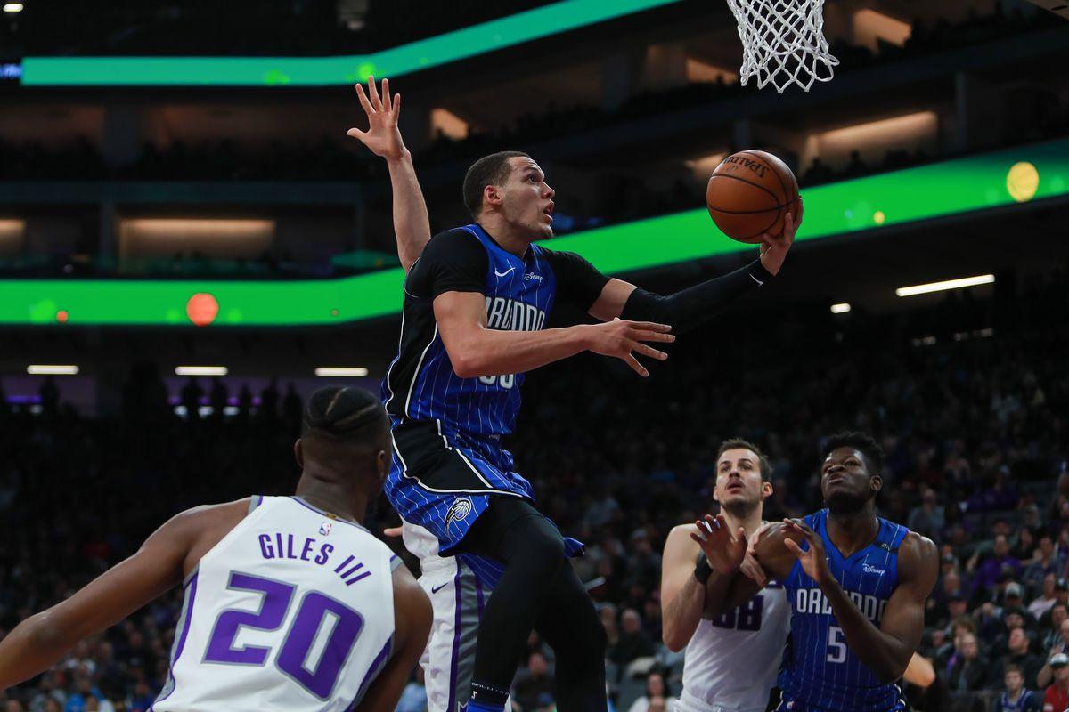 NBA: Orlando Magic at Sacramento Kings