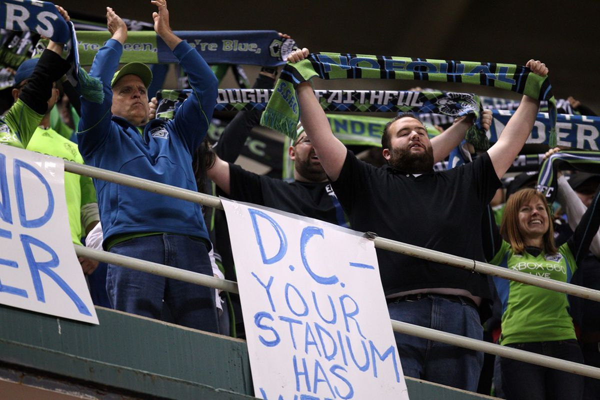 D.C. your stadium has [insert anything that a stadium shouldn't have]