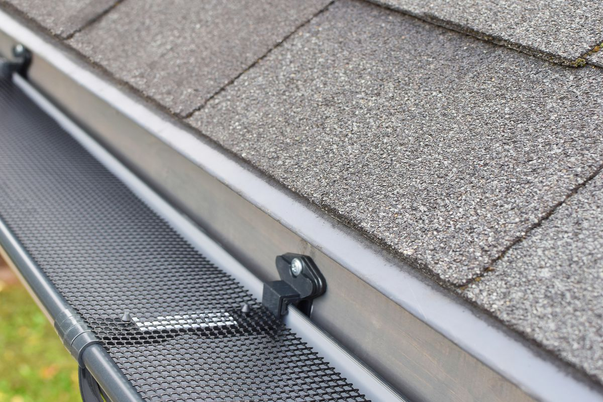 Roof Drip Edge