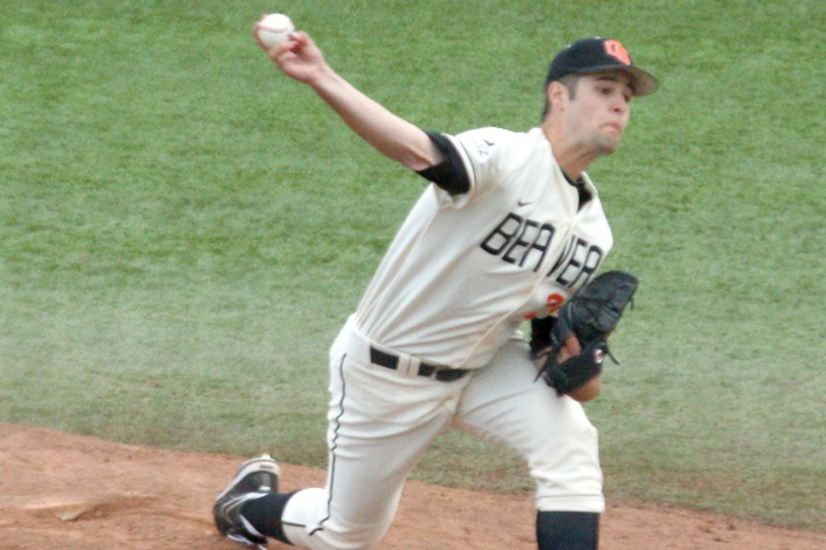 Scott Schultz got his 5th save of the season Sunday, as he and Max Engelbrekt managed to keep Arizona St. at bay.