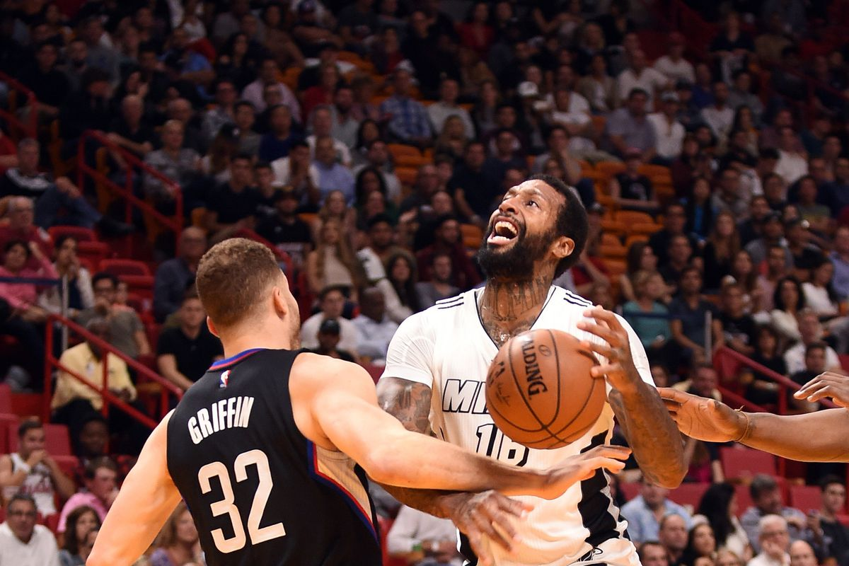 NBA: Los Angeles Clippers at Miami Heat