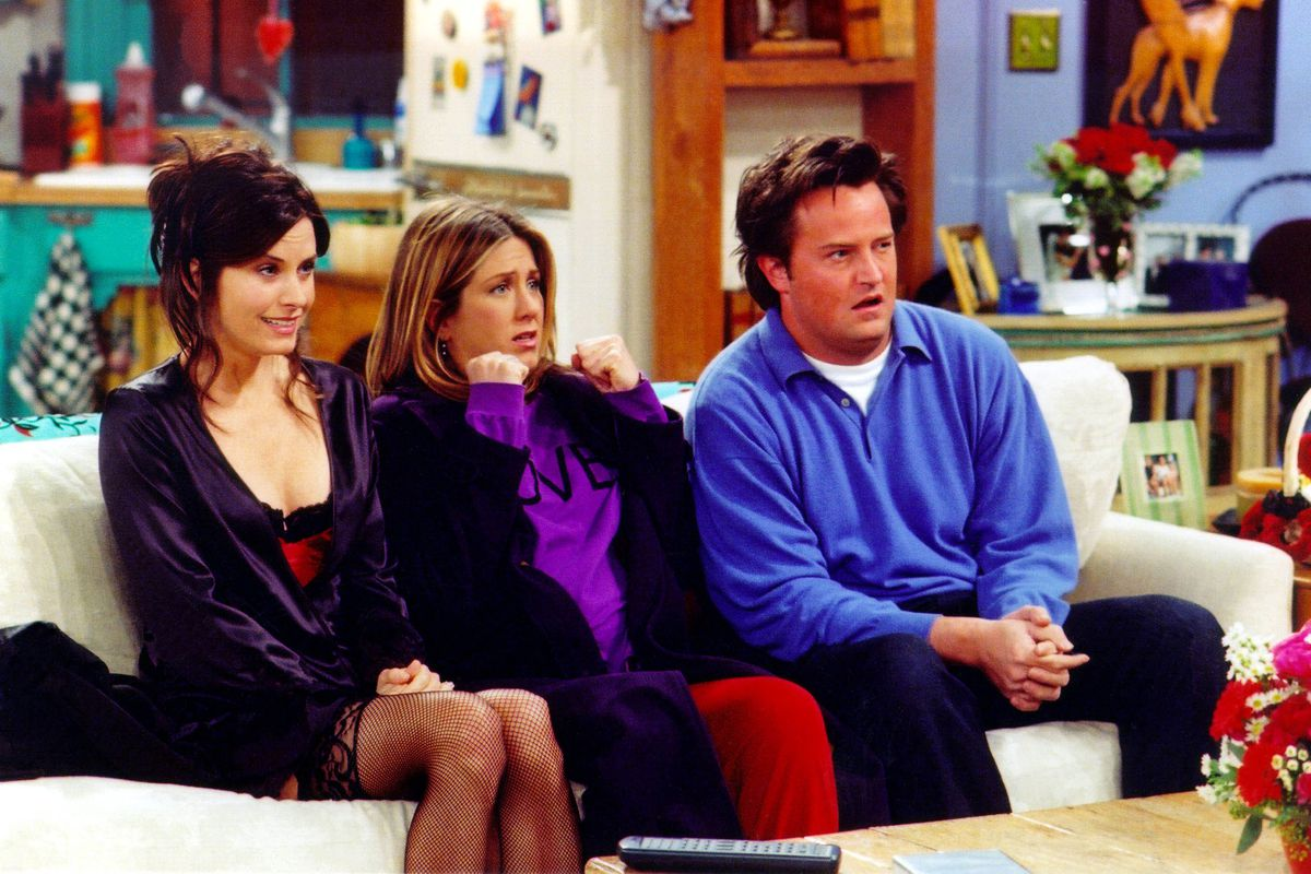 Recode Daily: The one about Netflix's $100 million 'Friends' deal