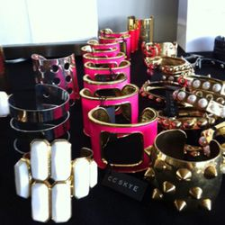 Every covetable cuff on this table is only $20.