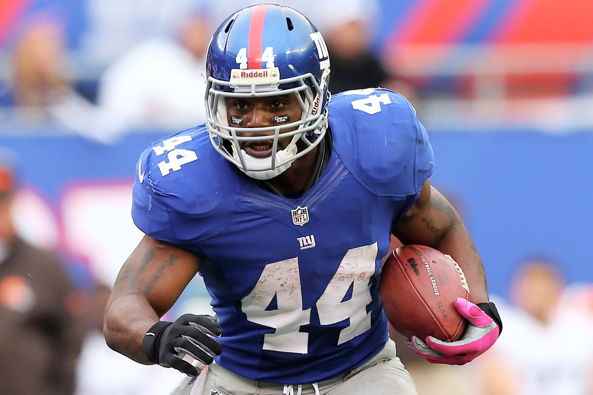Report Colts Sign Rb Ahmad Bradshaw To One Year Deal