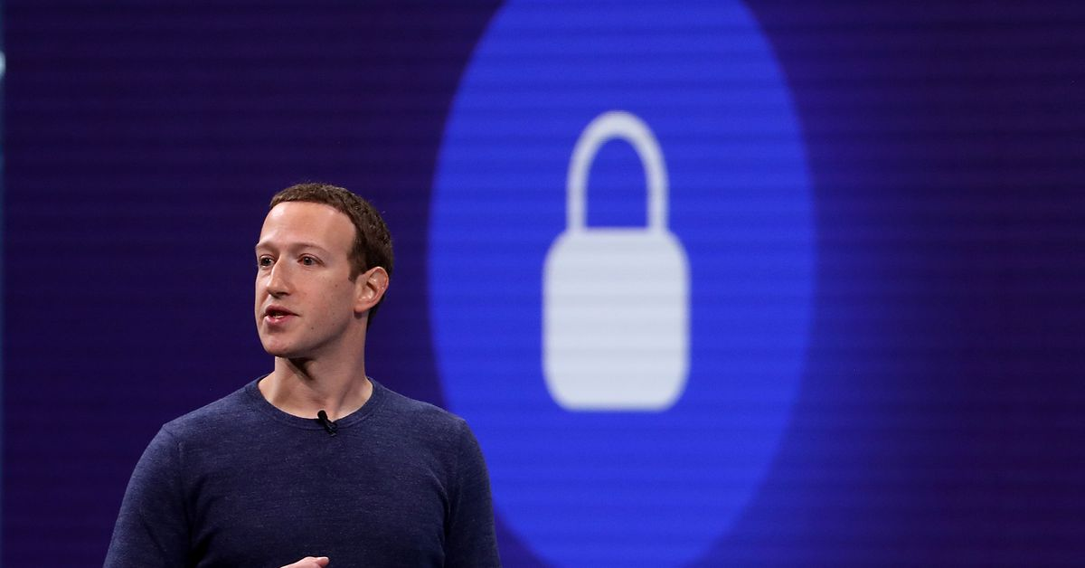 Read Mark Zuckerberg's letter on Facebook's privacy-focused future