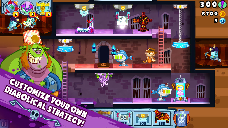 Adult Swim Games Launching Castle Doombad Tomorrow - Polygon-4102