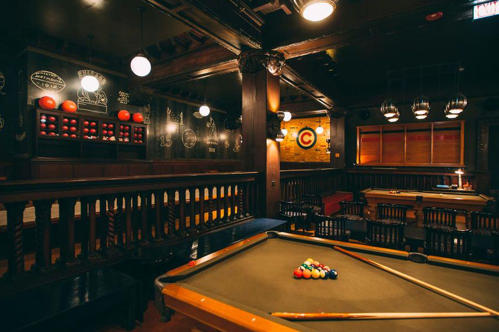 12 Action-Packed Chicago Bars & Restaurants to Get Your Game