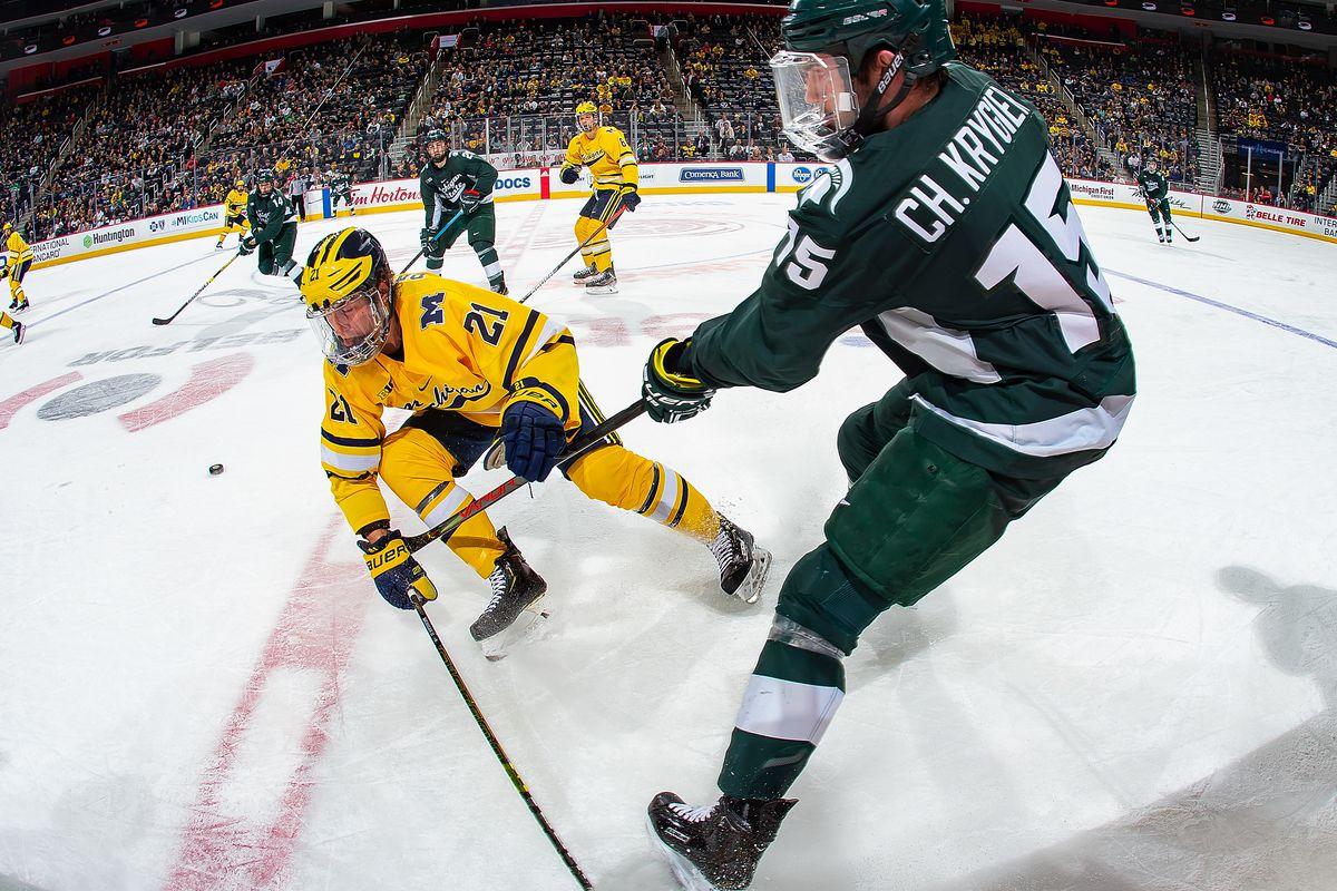 Duel In The D: Michigan v Michigan State
