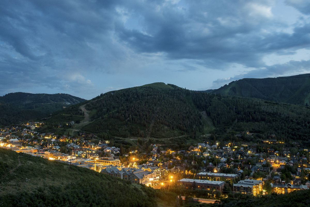 FILE - Park City is pictured on Friday, July 14, 2017. The father of 13-year-old Ryan Ainsworth filed a lawsuit against the Park City Police Department and Park City School District on Tuesday, claiming they withheld information from him in the weeks lead