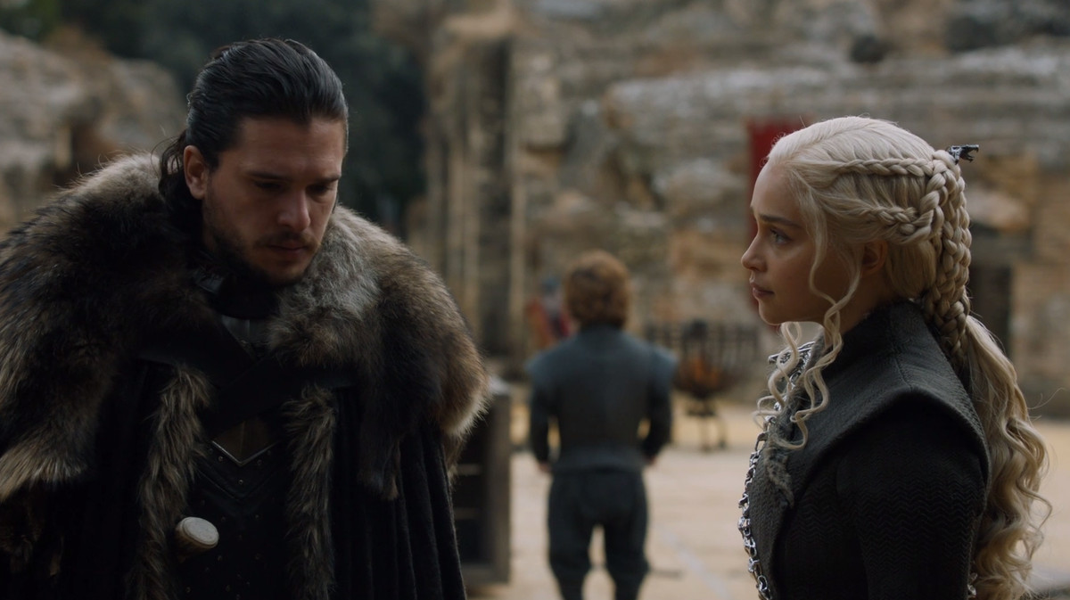 The Game of Game of Thrones: season 7, episode 7, The Dragon and the