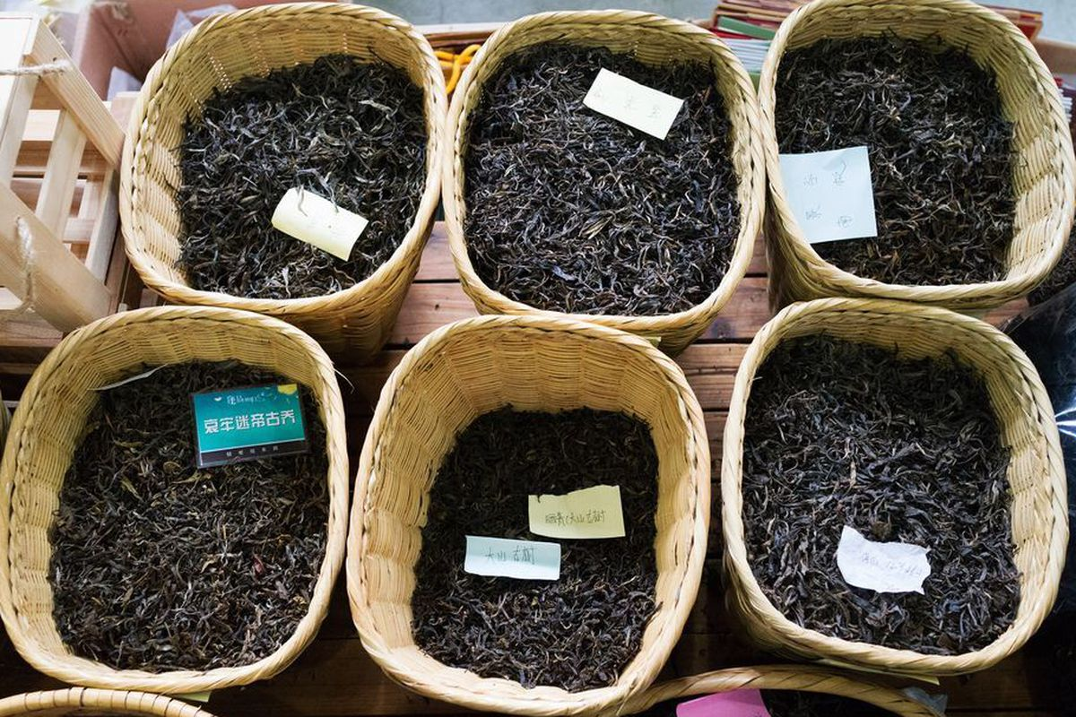 These Are the World's Five Most Popular Types of Tea - Eater