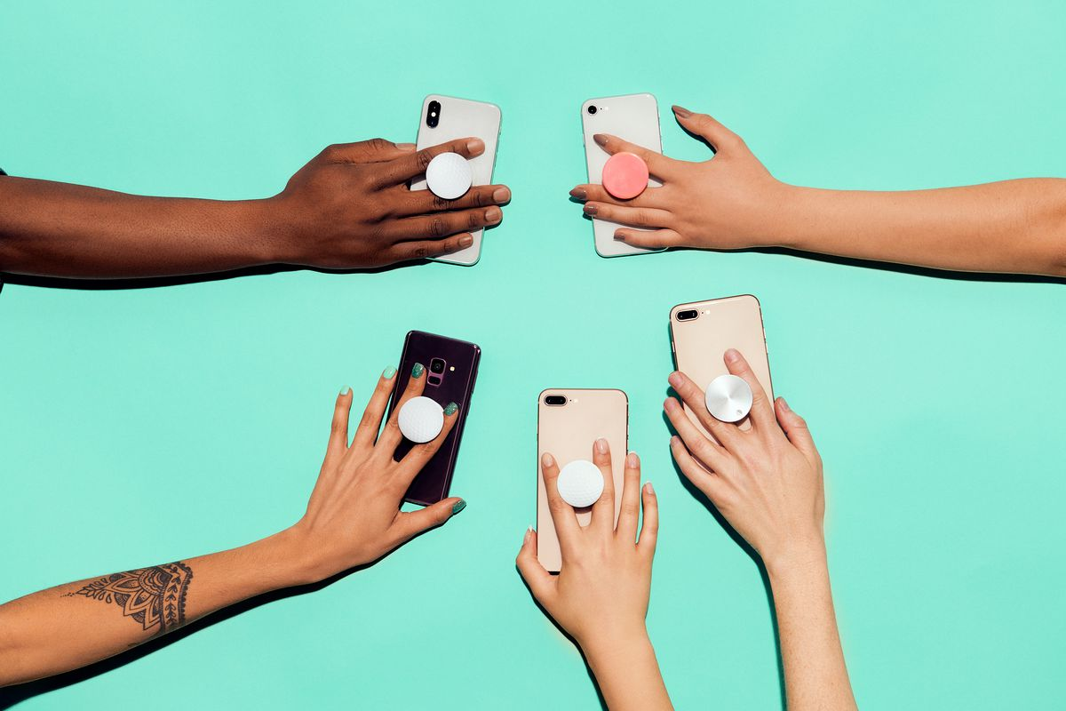 new styles fd8d8 63e94 PopSockets' founder on how the brand deals with counterfeits - Vox