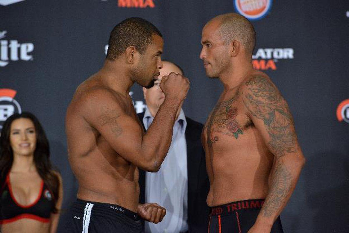 Bellator 124 Results: Newton vs. Beltran - MMA Fighting