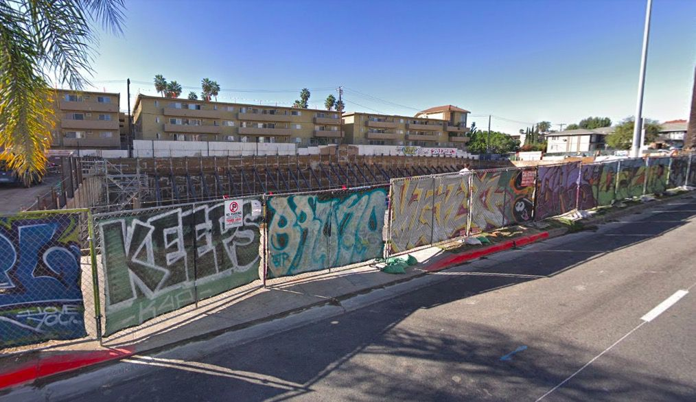 Koreatown Development Mapping 51 Projects Coming To The