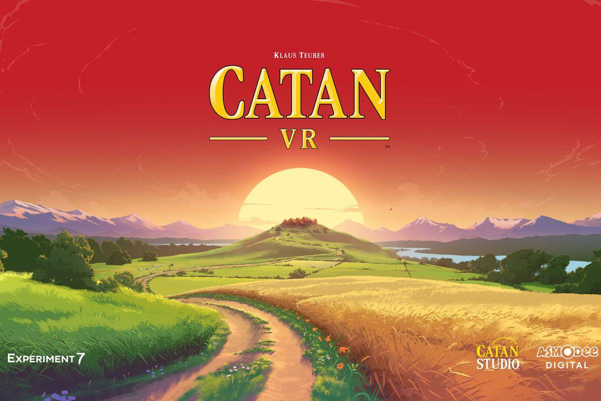 Settlers of Catan VR