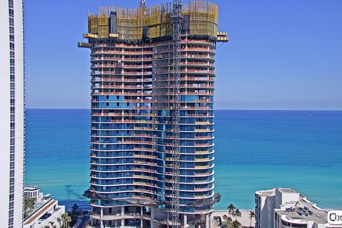 Via The Ritz Carlton Residences Oceanfront Tower Sunny Isles Beach