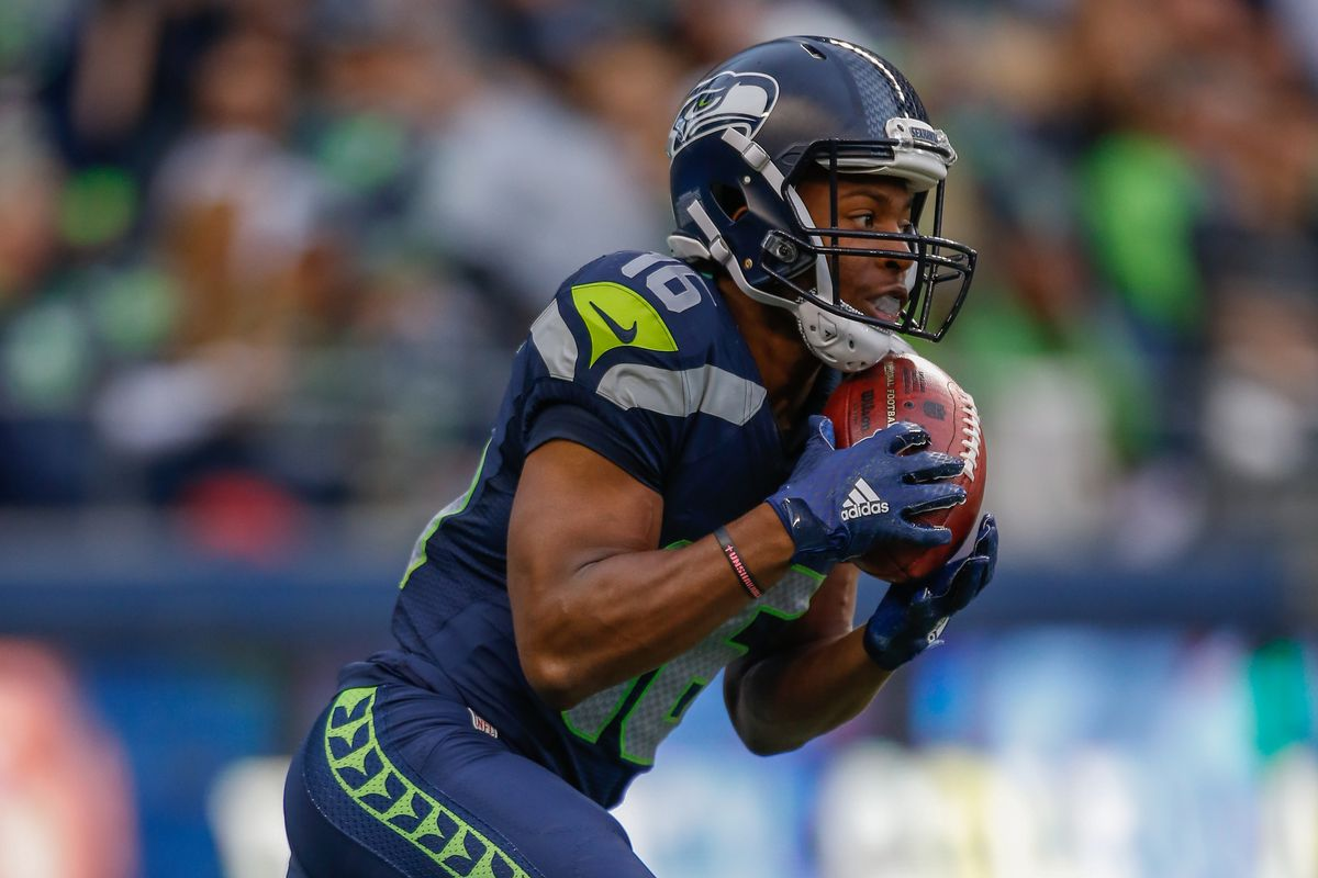 Tyler Lockett Shines In Nfl Debut Bring On The Cats