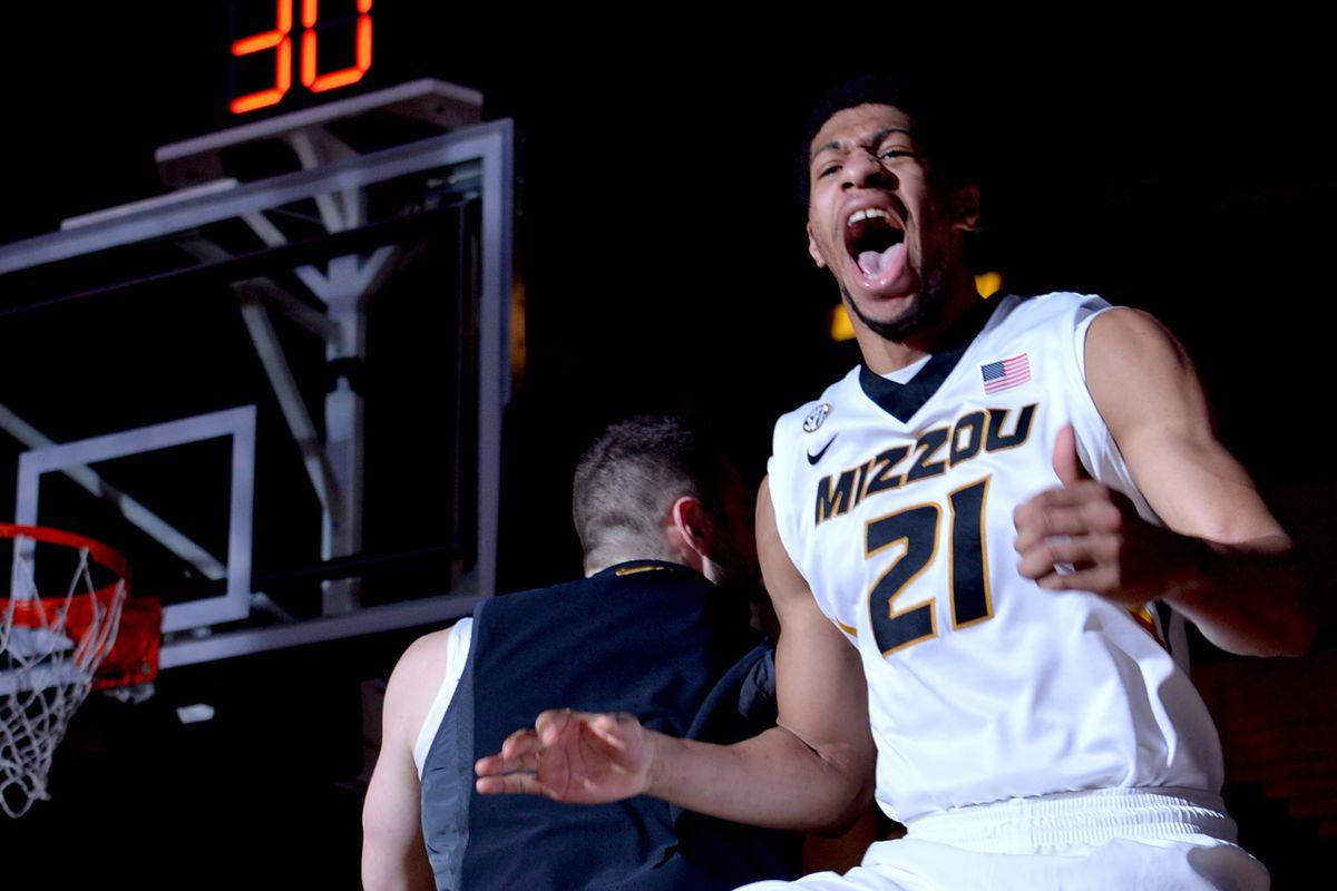 NCAA Basketball: Auburn at Missouri