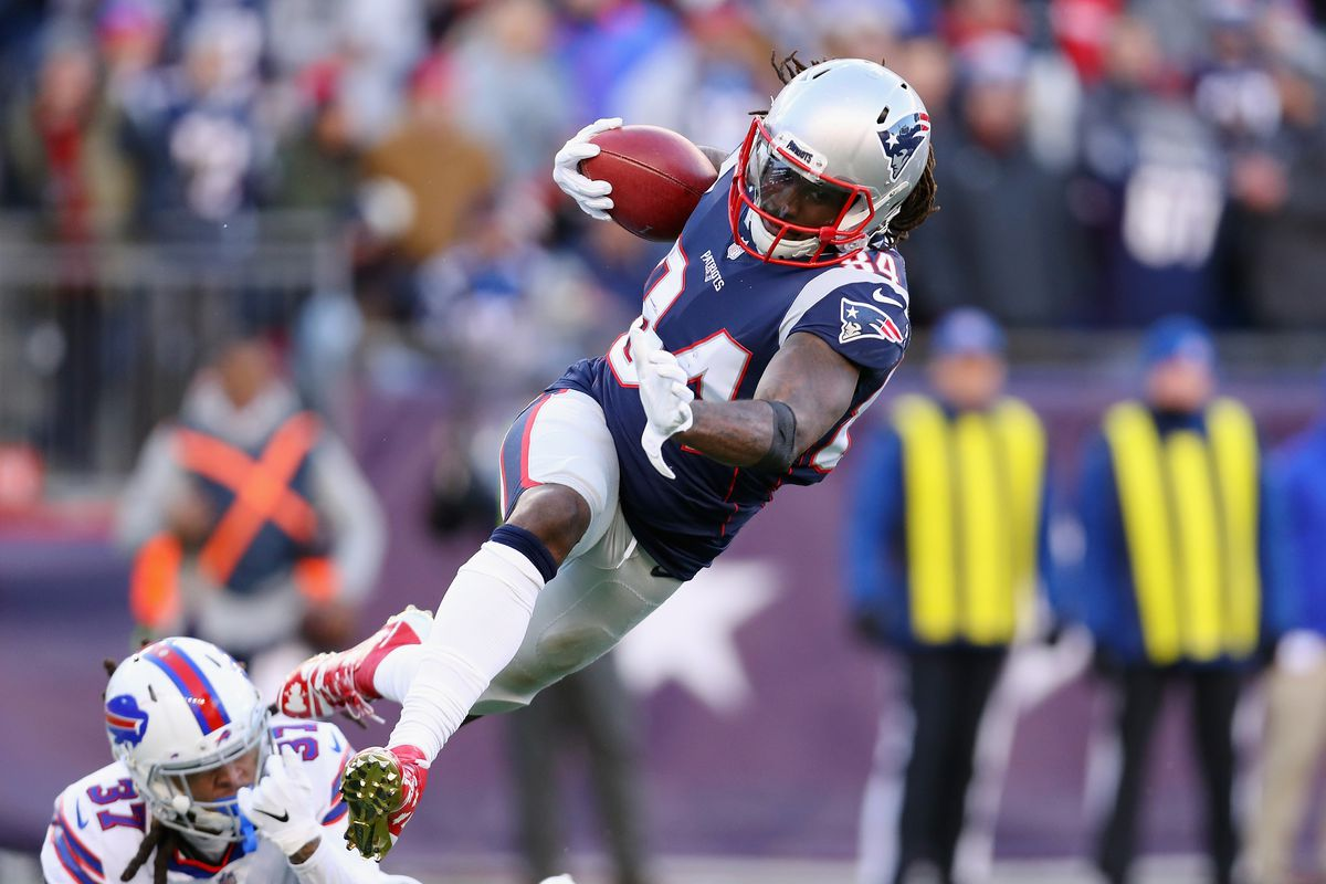 34c6e5081 Health of versatile Cordarrelle Patterson is key Photo by Maddie  Meyer/Getty Images