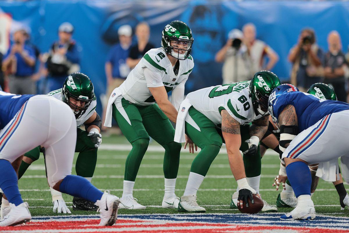 NFL: New York Jets at New York Giants