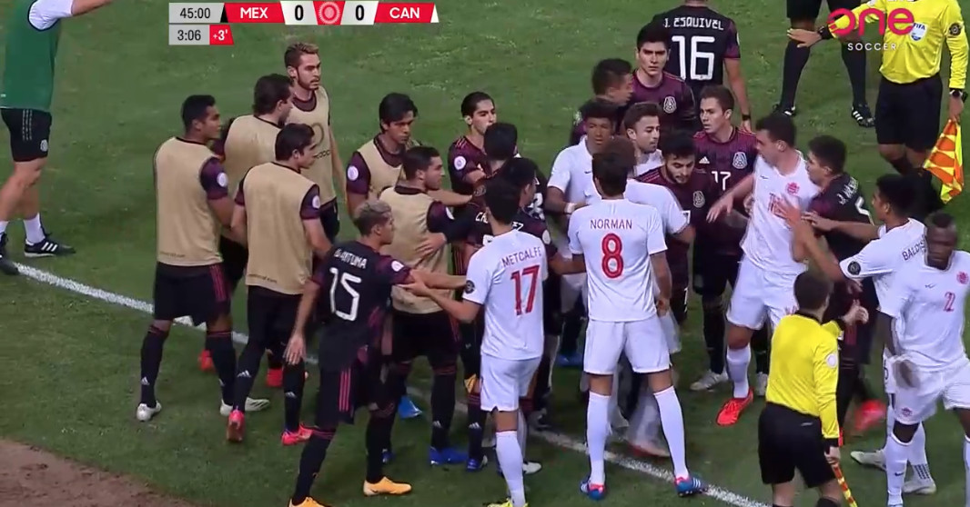 LIVE: Canada U23 vs. Mexico U23—Men's Olympic Qualifying match thread & how to watch - Waking The Red