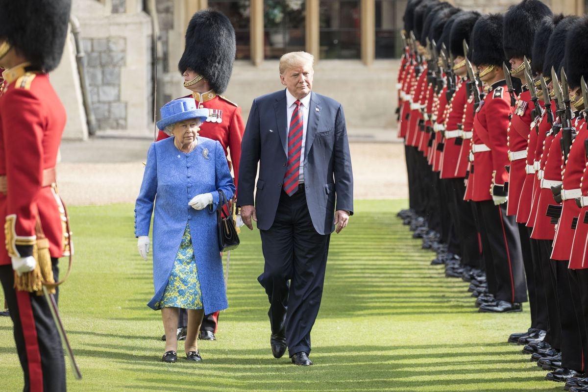 Calendrier Meeting Macron 2019.Trump Uk State Visit Here S What To Know Vox