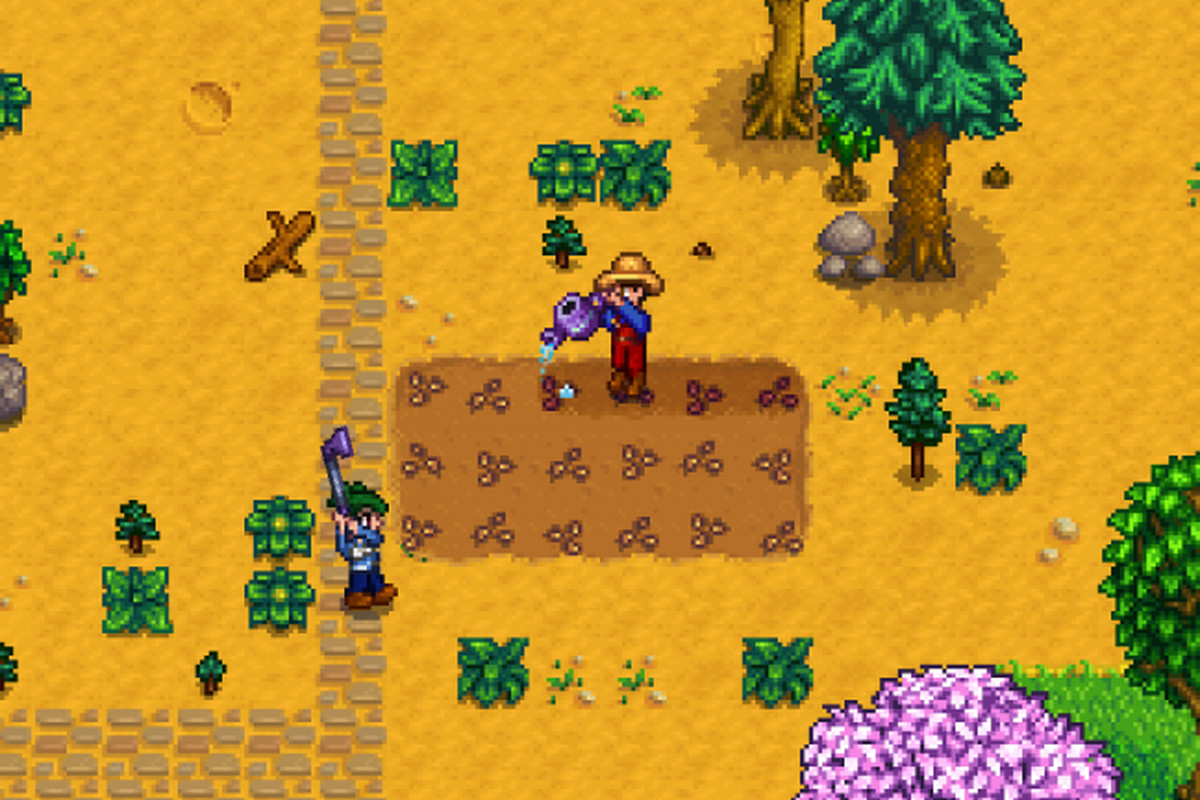Stardew Valley's multiplayer lets you marry your friends and more