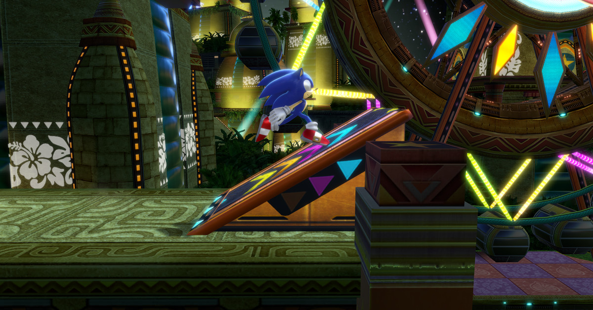 Sonic Colors is getting remastered as Sega announces a handful of new Sonic games
