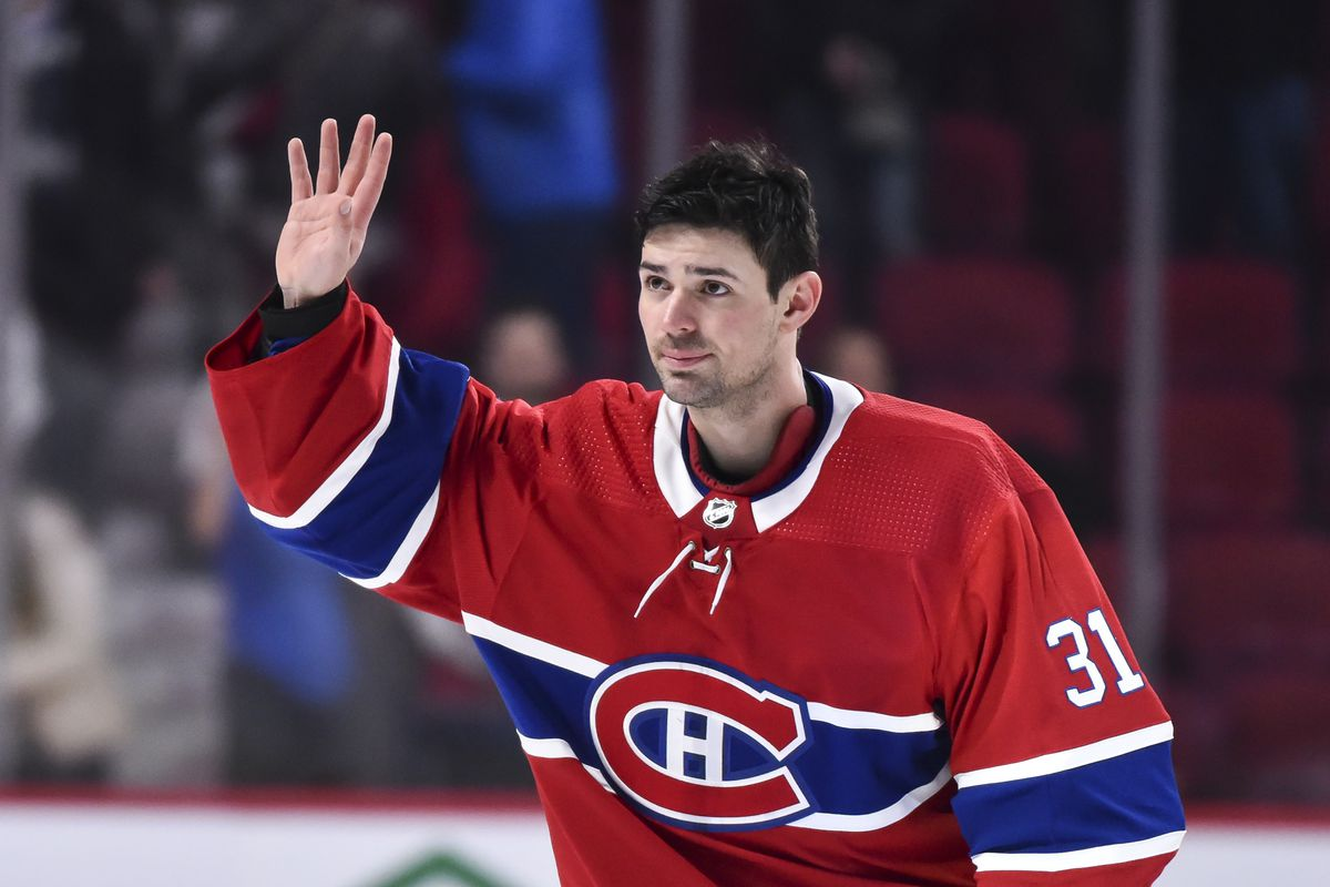 Road To 315 Carey Price Is Peerless Eyes On The Prize
