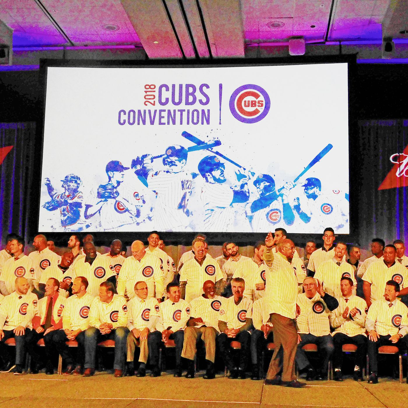 Cubs announce 2019 convention attendees, sessions - Bleed